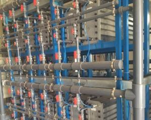东营大明集团水处理系统实例