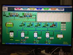 沂南超润食品制冷机房监控系统