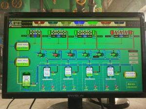 德州正兴食品制冷机房监控系统