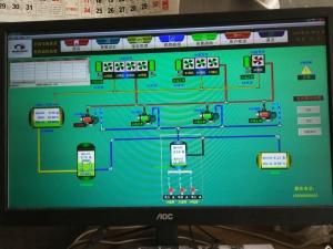 沂南龙海食品制冷机房监控系统