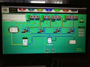 沂南盛海食品制冷机房监控系统