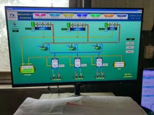 沂南新航食品制冷机房监控系统