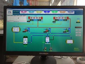 沂南玉和食品制冷机房监控系统