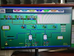 沂南天成食品制冷机房监控系统