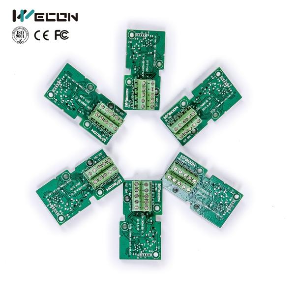 维控PLC BD扩展板LX3V-2ADV2DAV-BD