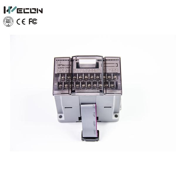 维控LX3V-8iTC PLC 8路输入