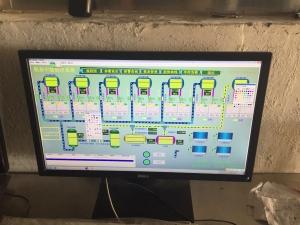 液氨罐区液位 压力报警系统