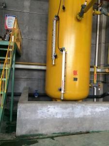 液氨灌区液位、压力、温度报警系统