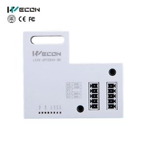 维控PLC BD扩展板LX3V-2PT2DAV-BD