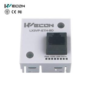 维控PLC BD扩展板LX3V-ETH-BD